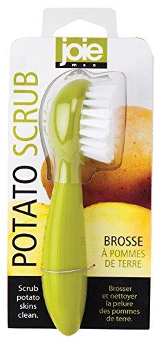 - Joie 31307 Potato Scrub Brush Vegetable Cleaner