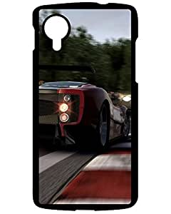 3895649ZA878055290NEXUS5 LG Google Nexus 5 Scratch-proof Protection Case Cover For LG Google Nexus 5 Hot The Forza Motorsport Phone Case