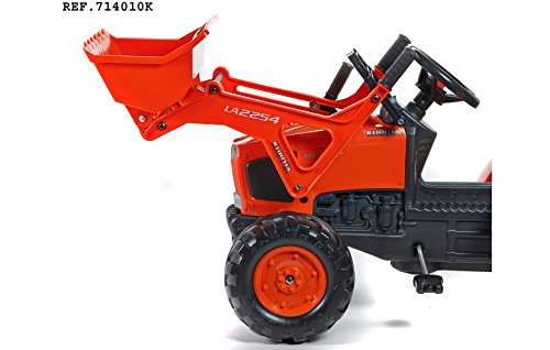 Kubota Front Loader (3-7Yrs)