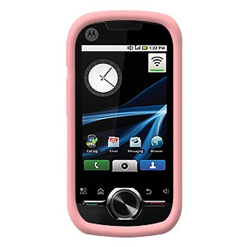 Amzer Silicone Skin Jelly Case for Motorola i1 - Baby ()
