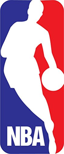 Cheap  postteam NBA Logo Basketball Sport Art Decor Vinyl Sticker 6'' X 14''