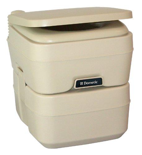Porta Pack (Dometic 331696602 Tan Portable Toilet)