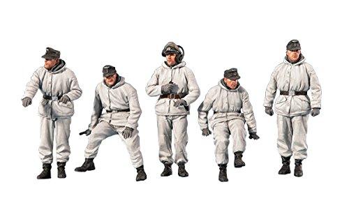 Mini Art 35249Model Kit German Tank Crew (Winter Uniforms) Special Edition