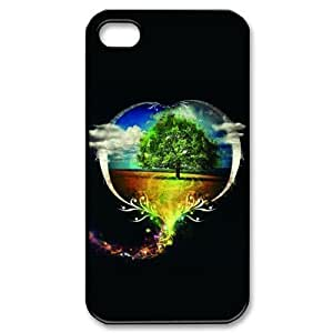 Canadian Young Scientist Journal Durable Back Case Hard Covers For iPhone 4,4s