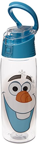 [Disney Frozen Olaf Jumbo Tritan Hydration Bottle (739ml)] (Disney Frozen Snowman)
