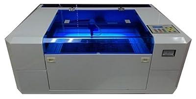 High Speed Desktop 40W CO2 Laser Engraving Machine w/Z Table