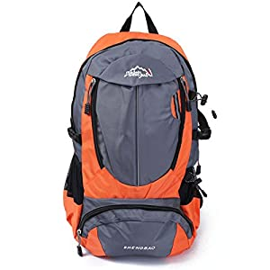 Men Outdoor Sport Travel Backpack Bookbag Satchel Hiking Camping Shoulder Bag