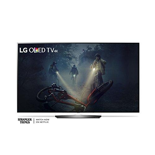 LG Electronics OLED65B7A 65-Inch 4K Ultra HD Smart OLED TV (2018 Model)