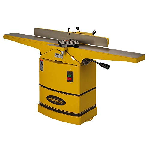 Powermatic 1791317K 54HH 6-Inch Jointer with helical cutterhead