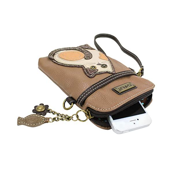 Chala-Crossbody-Cell-Phone-Purse-Women-PU-Leather-Multicolor-Handbag-with-Adjustable-Strap
