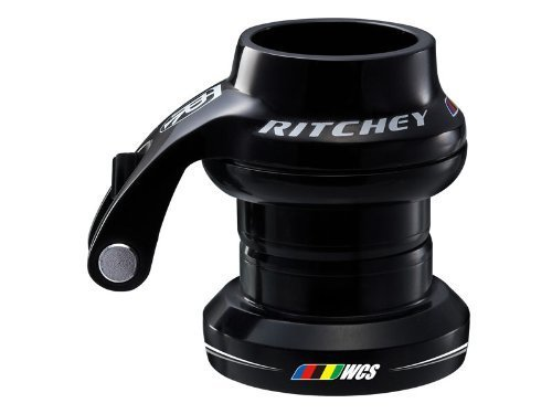 - Ritchey Wcs T-Less Cross Black 1-1/8