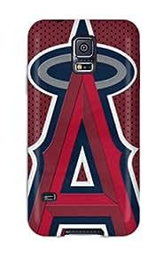 Best anaheim angels MLB Sports & Colleges best Samsung Galaxy S5 cases