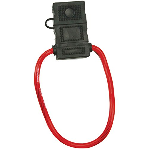 Install Bay MAXIFH Maxi 8-Gauge Fuse Holder With Cover single