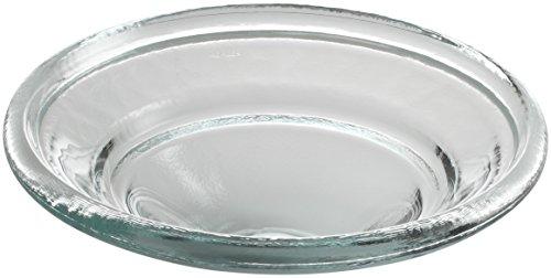 (Kohler 2276-B11 Glass Wall Mounted Round Bathroom Sink, 24 x 20.5 x 9.75 inches, Ice)