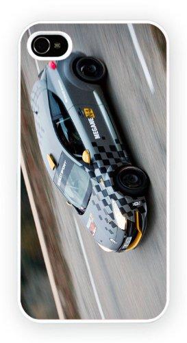 Renault Megane RS N4, iPhone 5 5S, Etui de téléphone mobile - encre brillant impression