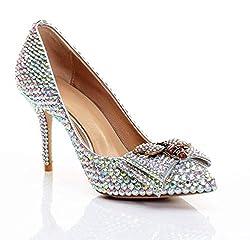 Luxury Rhinestones High Heel Shoe
