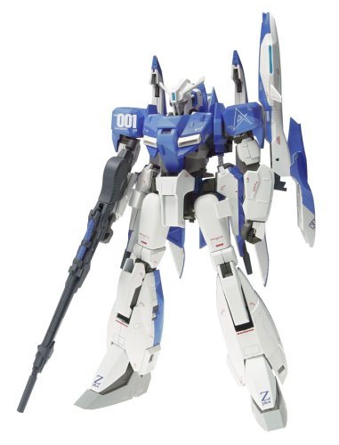 Gundam Z Series Gundam Fix Metal Composite Limited Zplus Blue (Pro Metal Series)