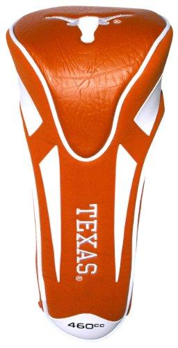 Team Golf NCAA Texas Longhorns Golf Club Single Apex Driver Headcover, Fits All Oversized Clubs, Truly Sleek Design