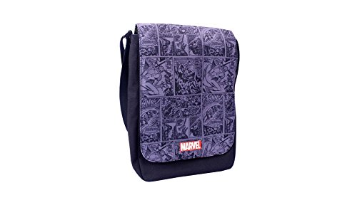 Marvel Comic Spiderman Messenger Bag