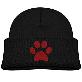 Amazon.com: Kids Knitted Beanies Hat Cat Paw Clip Art