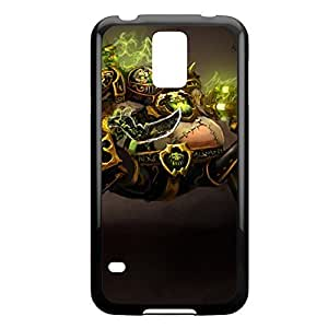 Urgot-002 League of Legends LoL case cover Samsung Galasy S3 I9300 - Plastic Black Kimberly Kurzendoerfer