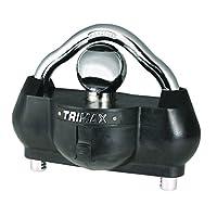Trimax UMAX100 Premium Universal 'Solid Hardened Steel' Lock (Bloqueo de remolque) (se adapta a todos los acopladores)