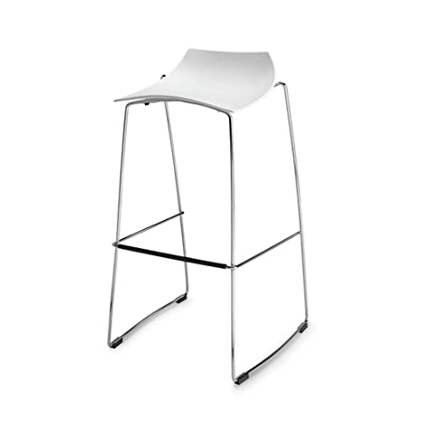 Enjoyable Amazon Com Eydshikl Bar Stools Nordic Stainless Steel Bar Caraccident5 Cool Chair Designs And Ideas Caraccident5Info
