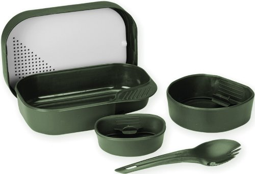 Complete Olive - Wildo 4005424 Camp-A-Box Complete Olive