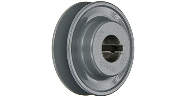 Gates BK30 Light Duty Web Sheaves 1 Groove BK Type 3.15 OD 5//8 Bore