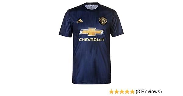 4265ded0e Amazon.com   adidas 2018-2019 Man Utd Third Football Shirt   Sports    Outdoors