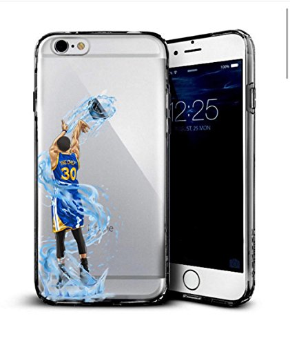 iPhone 6S Case, iPhone 6 Case, Phone Back Cover Case with your favorite NBA basketball player Stephen Curry for iPhone 6/6S, Hard Plastic Back Cover for iPhone 6/6S (Steph) 4.7 inch Model