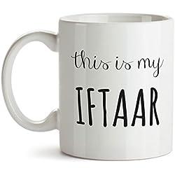 Ramadan Mug - Ramadan Mubarak - Ramadan Gifts - This is my IFTAAR - Islamic gifts - Islamic Mug - Arabic Gifts - Eid Gifts