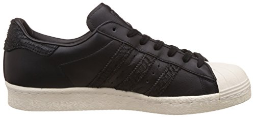 Adidas Originals Superster 80 Chinees Nieuwjaar Heren Trainers Zwart Ba7778 Wit-zwart