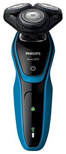필립스 5000시리즈 맨즈 전기 쉐이버 회전인 욕실 깎아 가 S5050/05