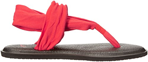 Bright Sling Red Women's Flop 2 Flip Yoga Sanuk qfP4x