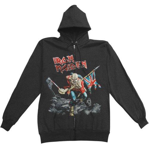 Iron Maiden Hoodie - 9