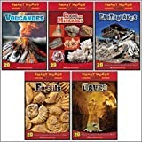 Vocabulary Science Pack (5 Books) (Smart Words Reader, Volcanoes; Caves; Rocks & Minerals; Earthquak