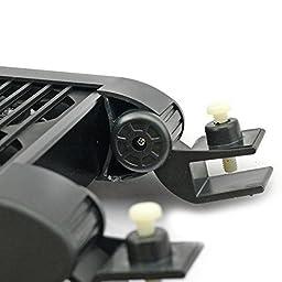 iPettie Aquarium Cooling System Fan Chiller + AC Adapter (2 Fan)