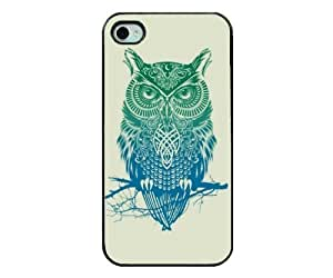 lintao diy Owl IPhone Case - IPhone 5 Case