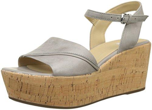 Geox D724vac1010 Sandal Med Kil Kvinna