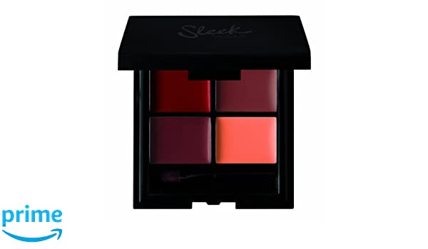 Maquillaje Elegante Labial Lip Palette 4 Habana 5,4 g, Paquete 1er (1 x 5 g): Amazon.es: Belleza
