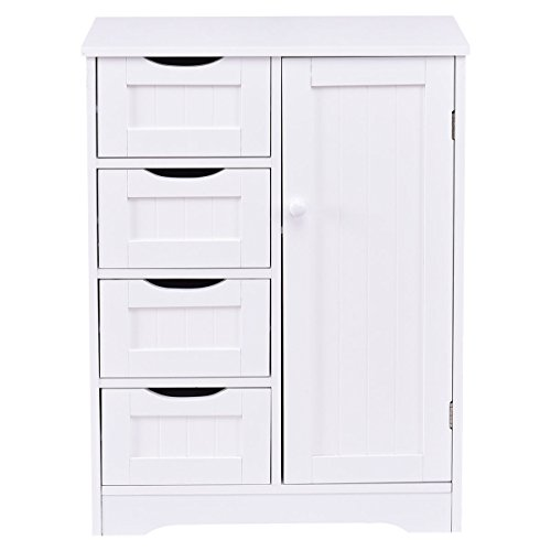 white bathroom floor storage cabinet new white wood bathroom floor storage cabinet organizer w 24619