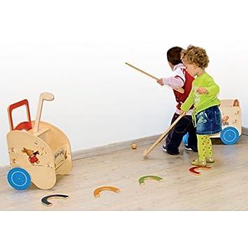 DIDA - Mini Golf Juego de niños: Amazon.es: Juguetes y juegos