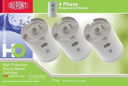 Dupont WFFMC103 Faucet Filter Cartridge by DuPont