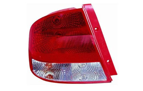 Chevrolet Aveo Light - Chevy Aveo Replacement Tail Light Assembly - Driver Side