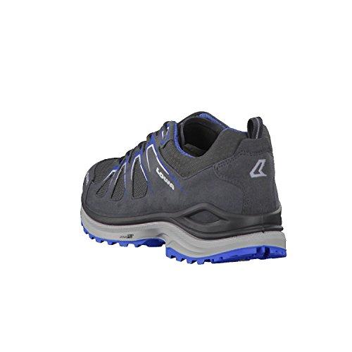 Lowa, Chaussures montantes pour Homme 9340 ASPHALT/BLAU 11,5