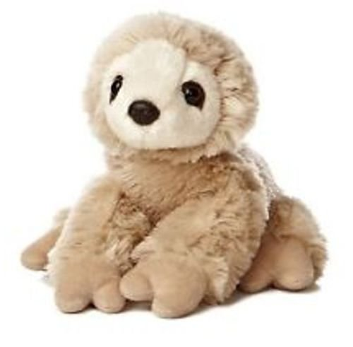 8&Quot; Two Toed Sloth Plush Stuffed Animal Toy :New By Ww Shop -