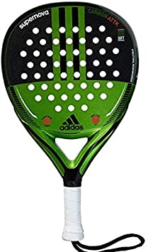 Adidas Outdoor Supernova Carbon Attack 1.9 Palas, Adultos Unisex, Verde, 375