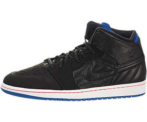 [654140-007] AIR JORDAN AIR JORDAN 1 RETRO 99 MENS SNEAKERS AIR JORDANBLACK/SPRT BL-INFRRD 23-WHITE