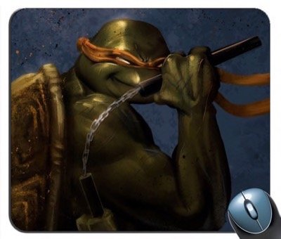 TMNT lucha V2 - Teenage Mutant Ninja Turtles alfombrilla de ...